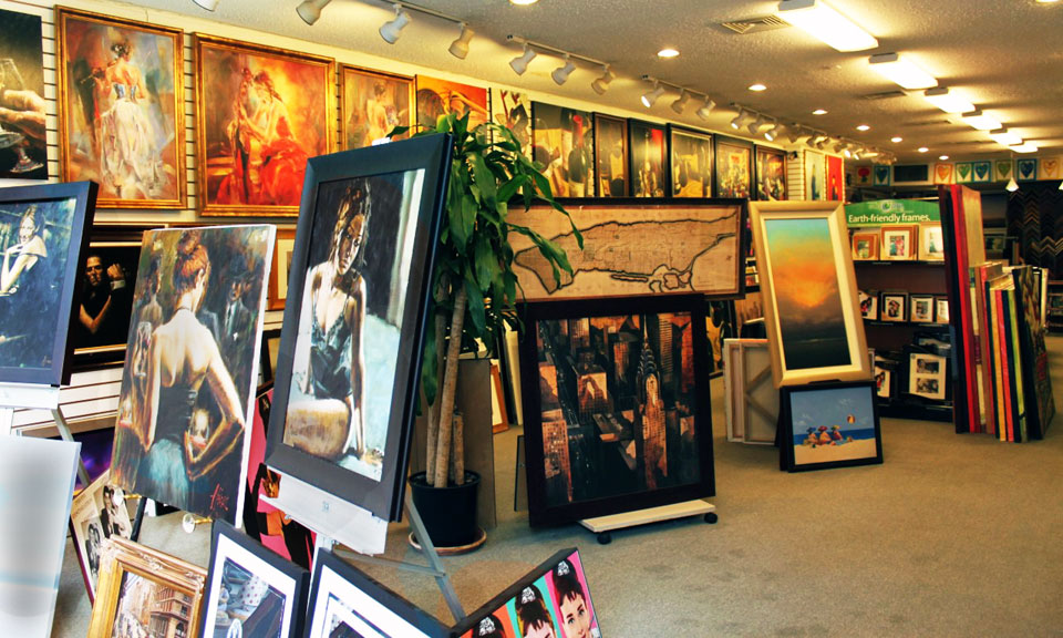 Contact Us - Decor Art Gallery, 3rd Ave New York City